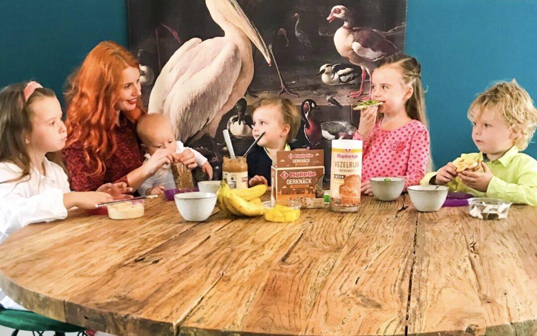 11% van de kinderen gaat zonder ontbijt naar school!