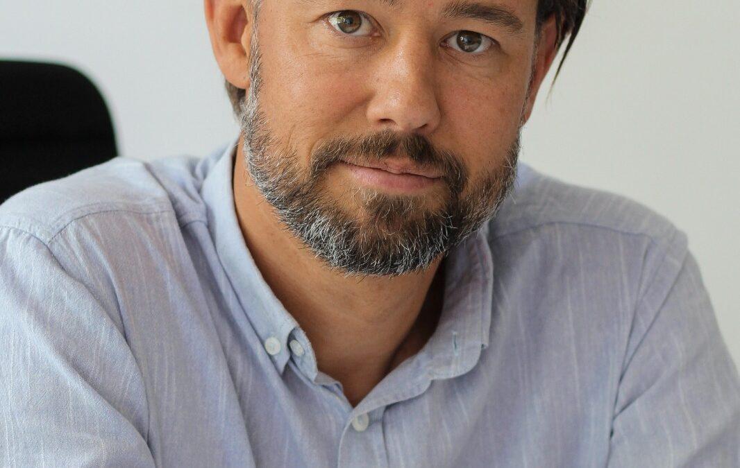 New family member: Michel Vreeburg – Managing Director