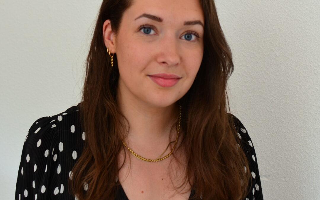 New Family Member: Onze nieuwe Project Manager Kim Vlug!